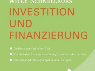 Schnellkurs Investitionsrechnung