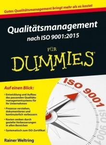 Qualitätsmanagement nach ISO9001:2015