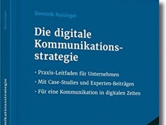 Digitale Kommunikationsstrategie